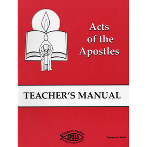 Simon Peter School Scripture Study Acts of the Apostles 