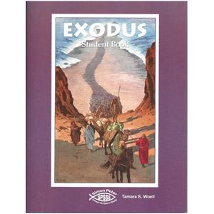 Simon Peter School Scripture Study Exodus Student Book (6th - 8th Grades)