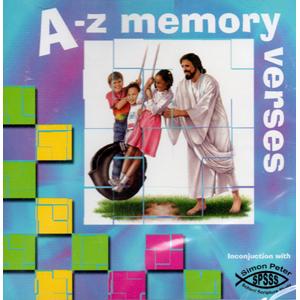A - Z Memory Verses CD