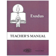 Simon Peter School Scripture Study Exodus Teacher's Manual (6th - 8th Grades)