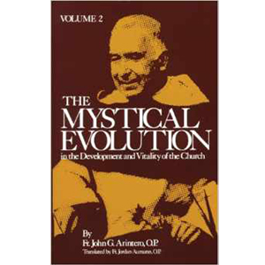 Mystical Evolution in the Development and Vitality of the Church